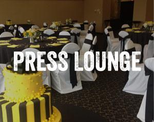 Press Lounge - Heinz Field Stadium, Pittsburgh, Pennsylvania