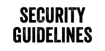securityguidelines