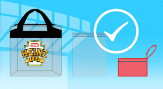 NFL Stadium, Heinz Field Clear Bag Policy Information