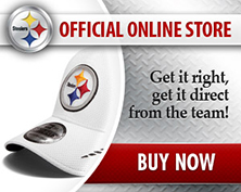 Buy Steelers Gear and Merchandise at the Official Online Store