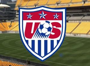 soccer event logo