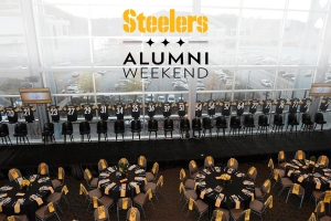 Steelers Alumni Weekend Dinner