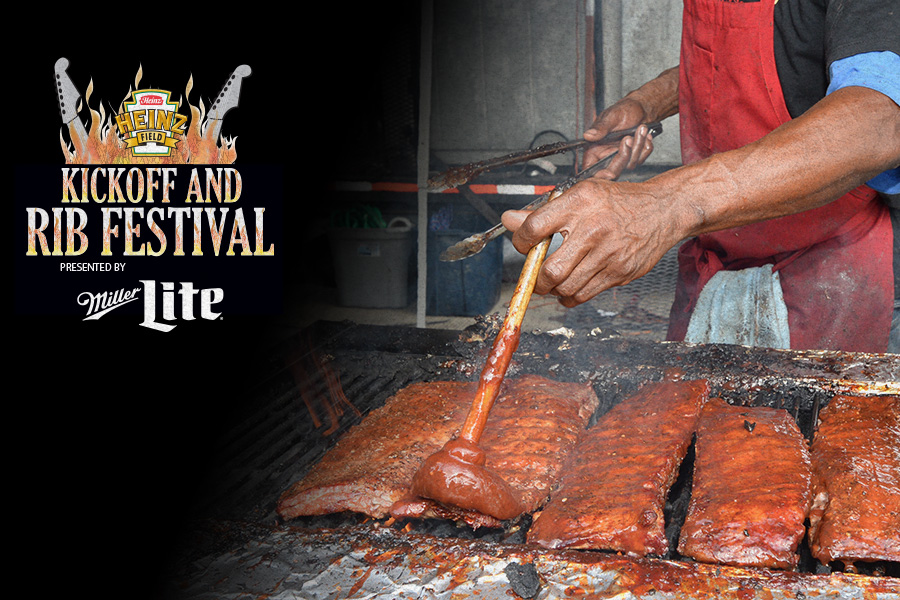 Heinz Field Kickoff and Rib Festival