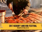 2017 Heinz Field Kickoff and Rib Fest Schedule
