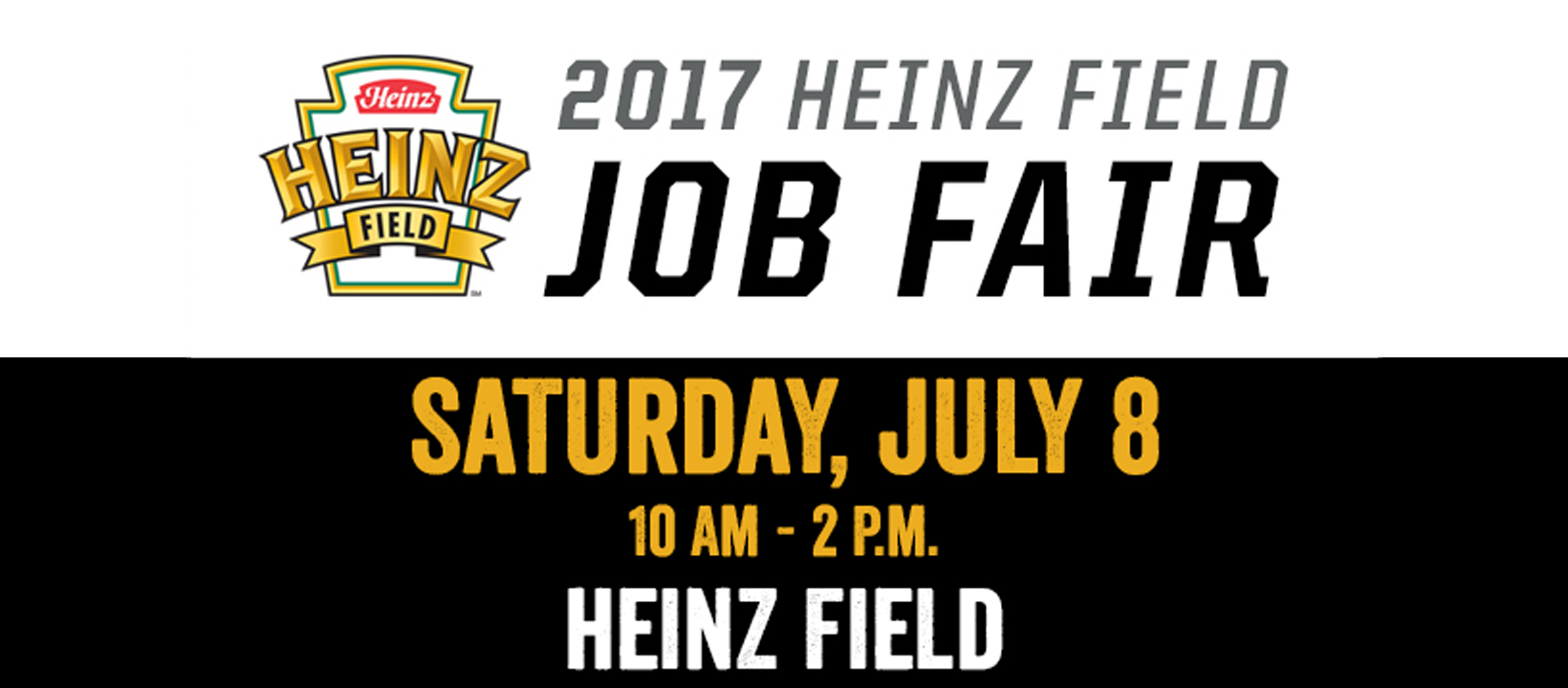 Heinz Field Job Fair - July 8, 2017