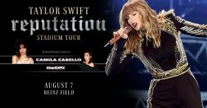 Taylor Swift reputation Stadium Tour at Heinz Field