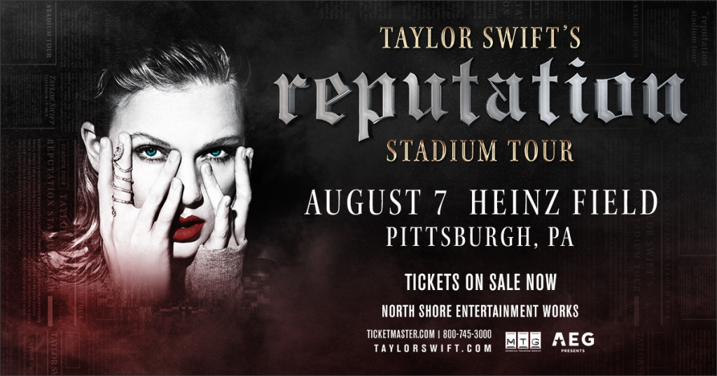 Taylor Swift Heinz Field
