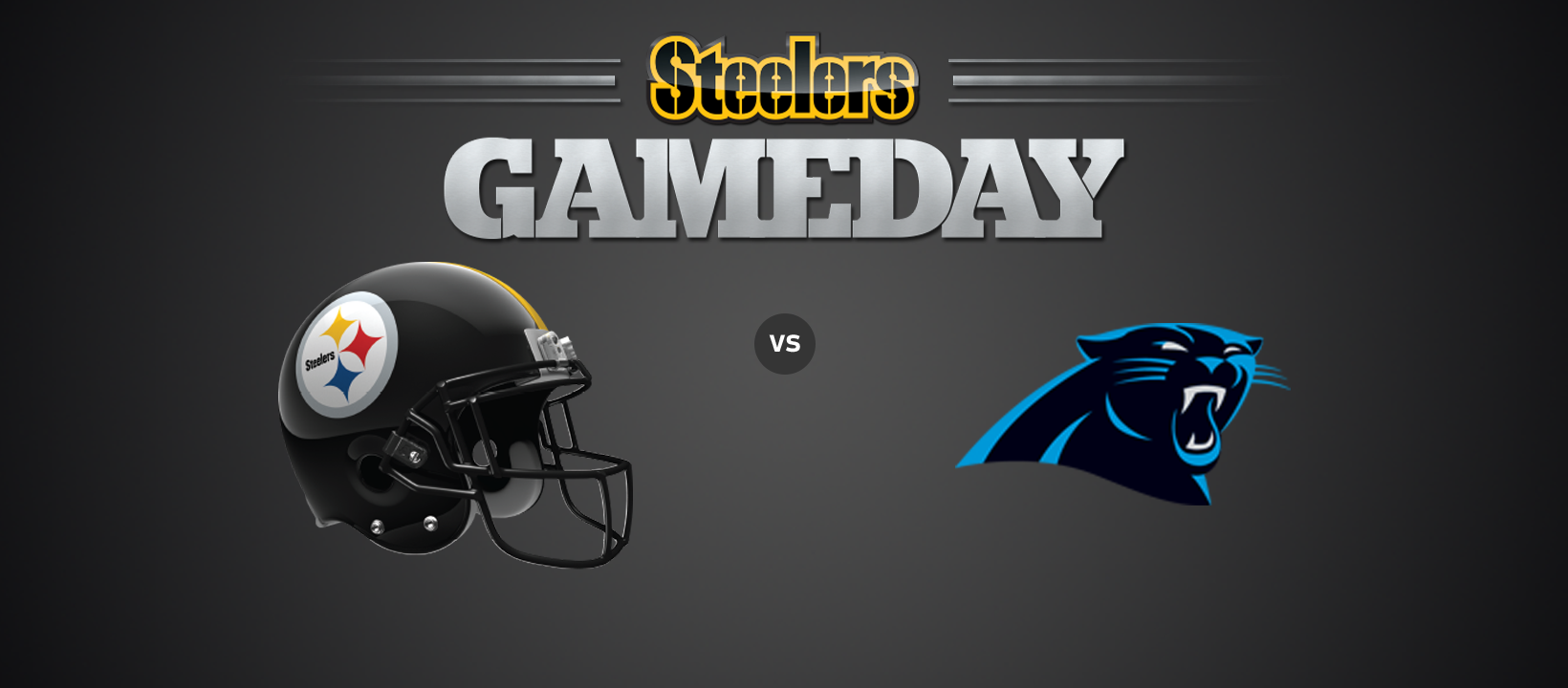 2018 Steelers vs. Panthers