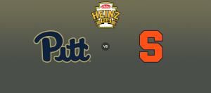 2018 Pitt vs. Syracuse