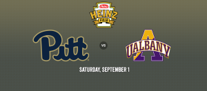 2018 Pitt vs. Albany