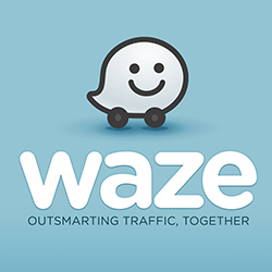 Directions to Heinz Field with Waze