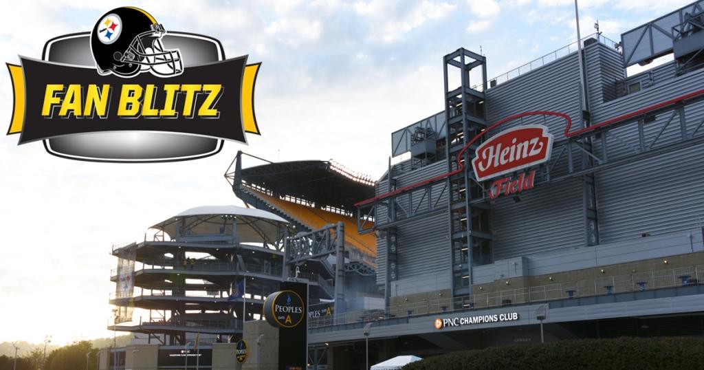 Steelers Fan Blitz 2018