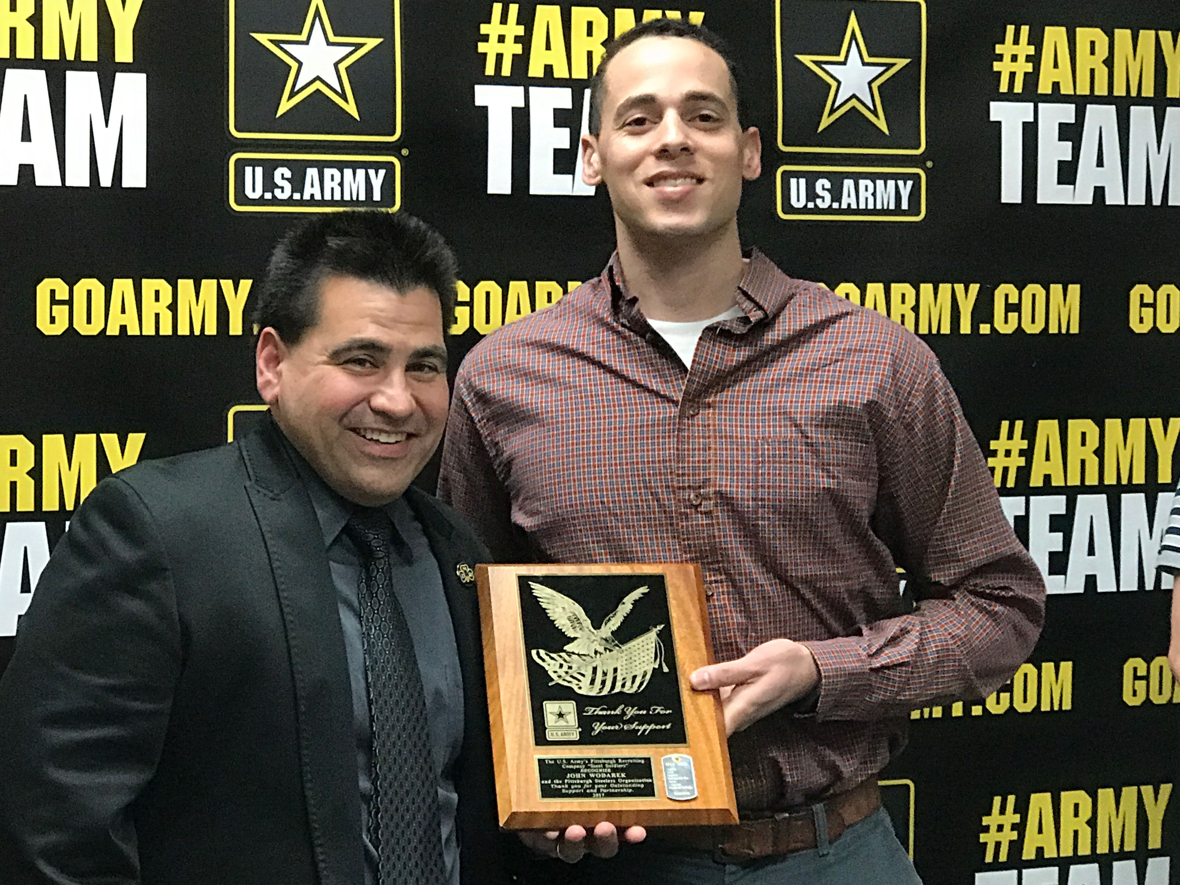 Steelers Army Recognition