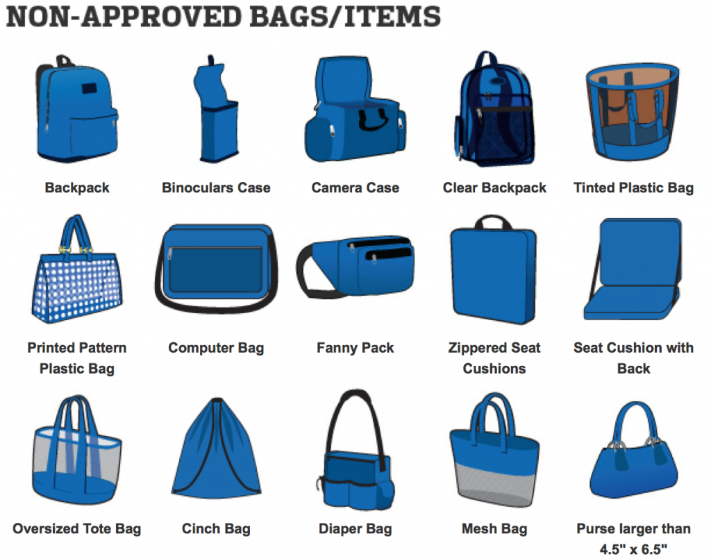 Non Approved Bags