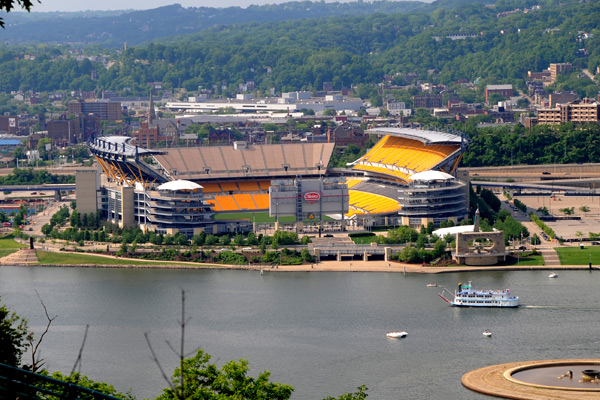 07393bf6c Stadium ⋆ Heinz Field in Pittsburgh