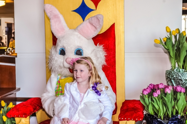 2012 Easter Brunch