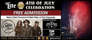 Fourth of July Celebration Pittsburgh