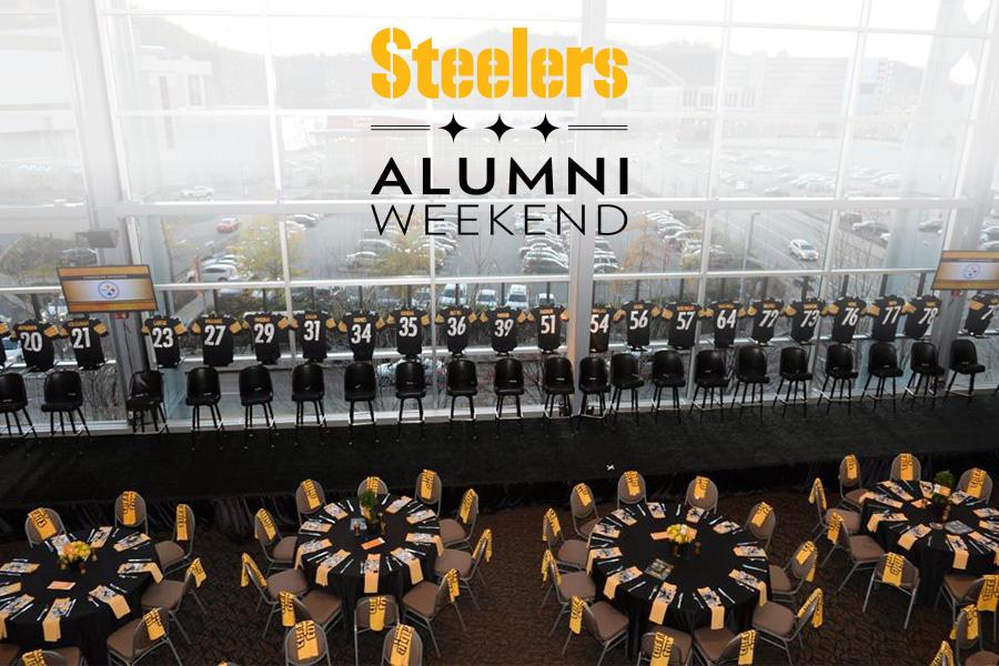 Steelers Alumni Weekend Dinner