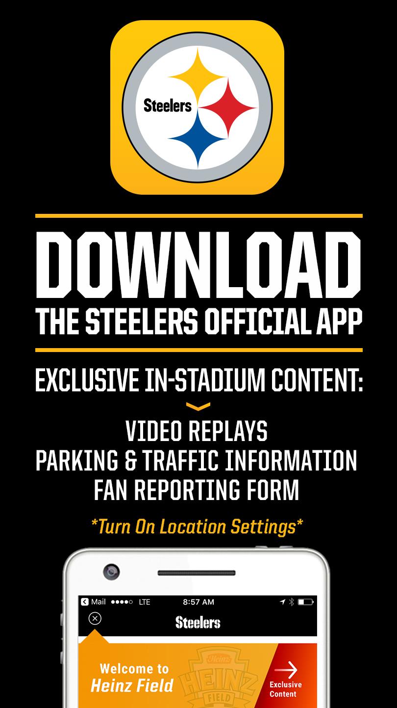Steelers Mobile App