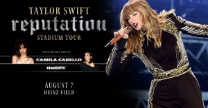 Taylor Swift reputation Stadium Tour at Heinz Field