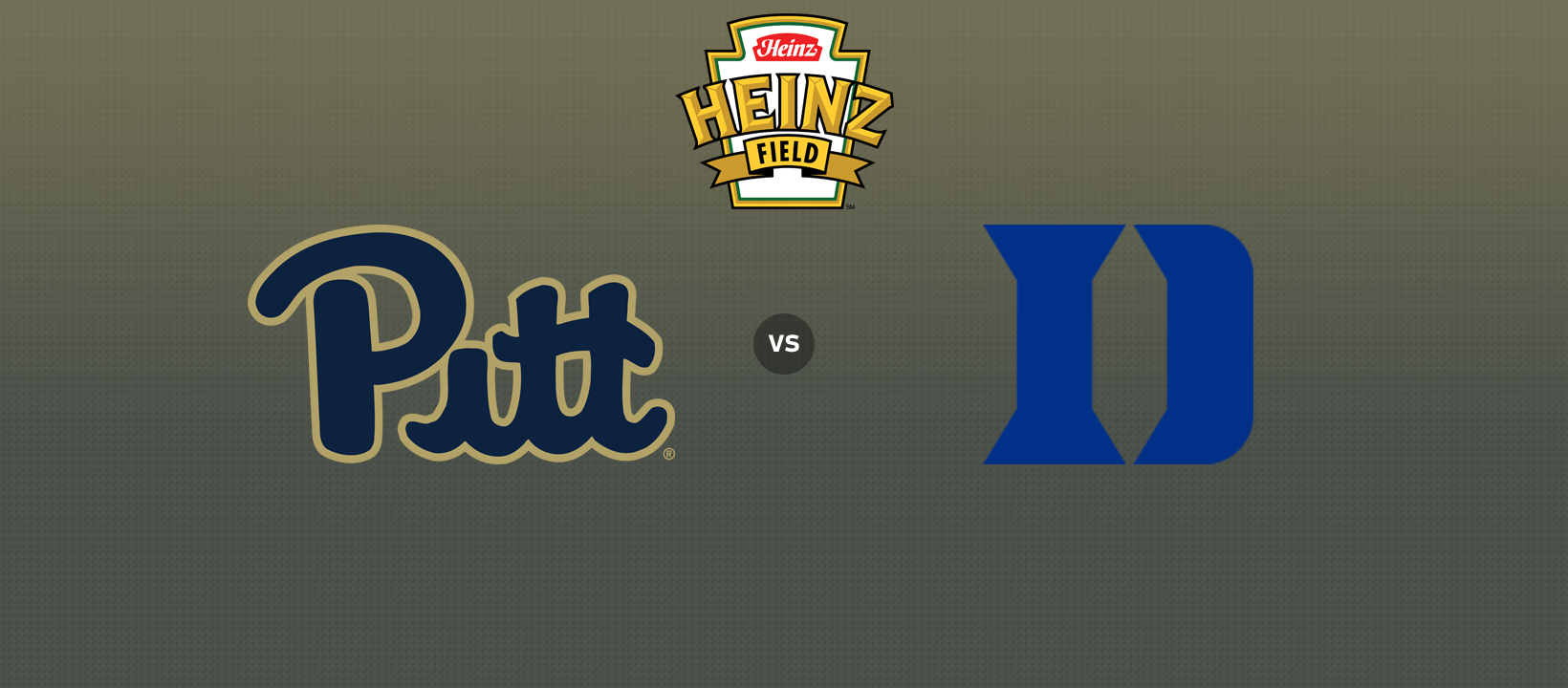 Pitt Panthers Football Vs Duke 20182019 Ncaa Season