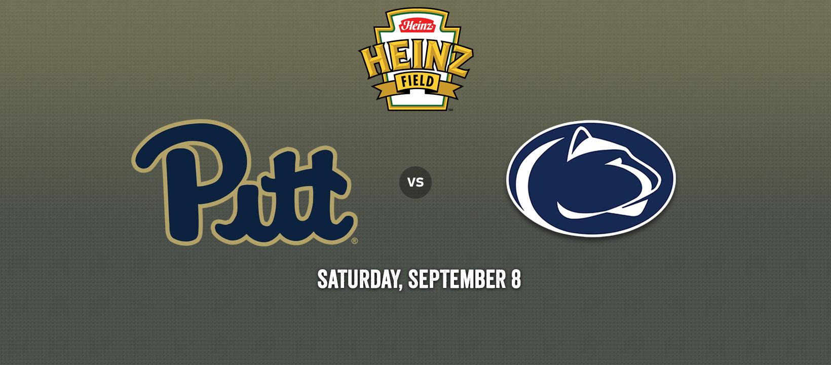 2018 Pitt vs. Penn State