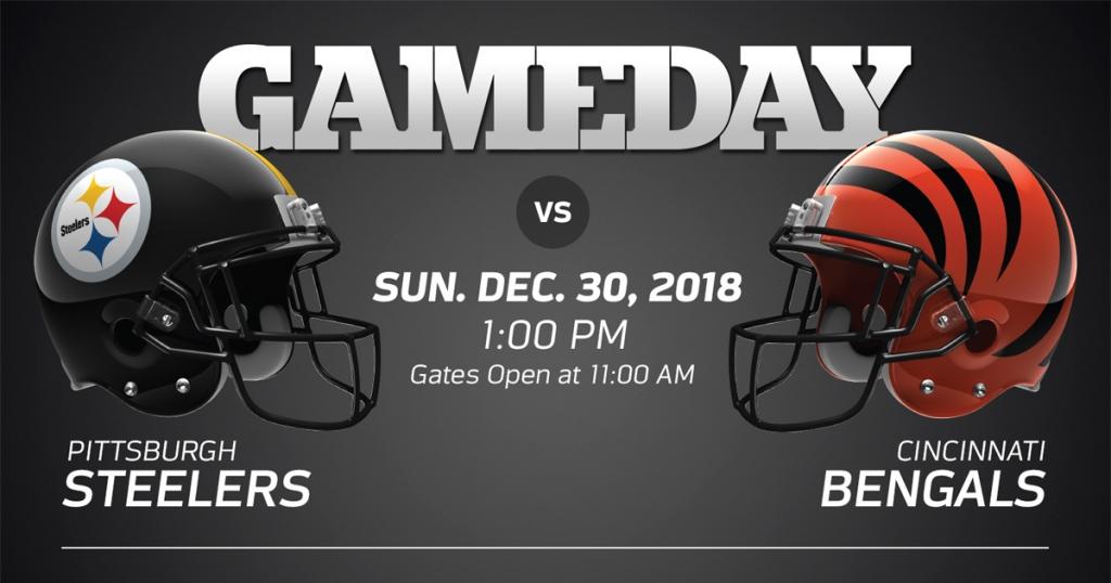 on sale 3b189 51f15 Pittsburgh Steelers vs. New England Patriots - 2018 Regular ...