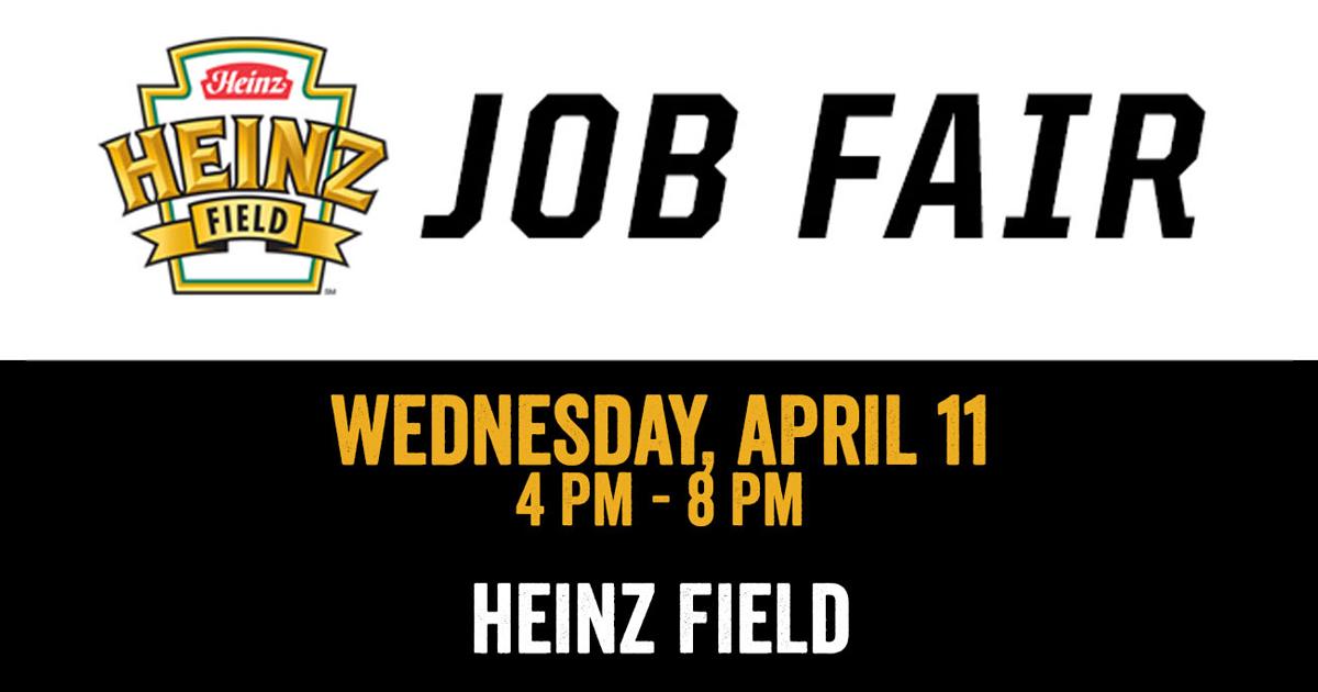 Job Fair Heinz Field April 11