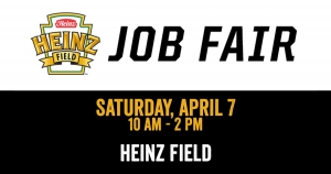 Job Fair Heinz Field April 7