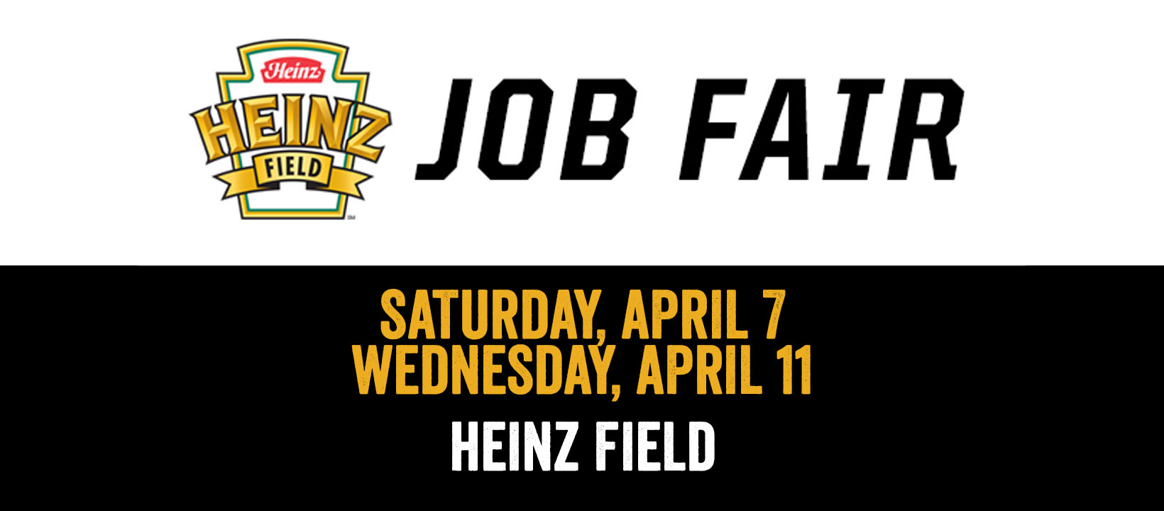 Heinz Field Job Fairs