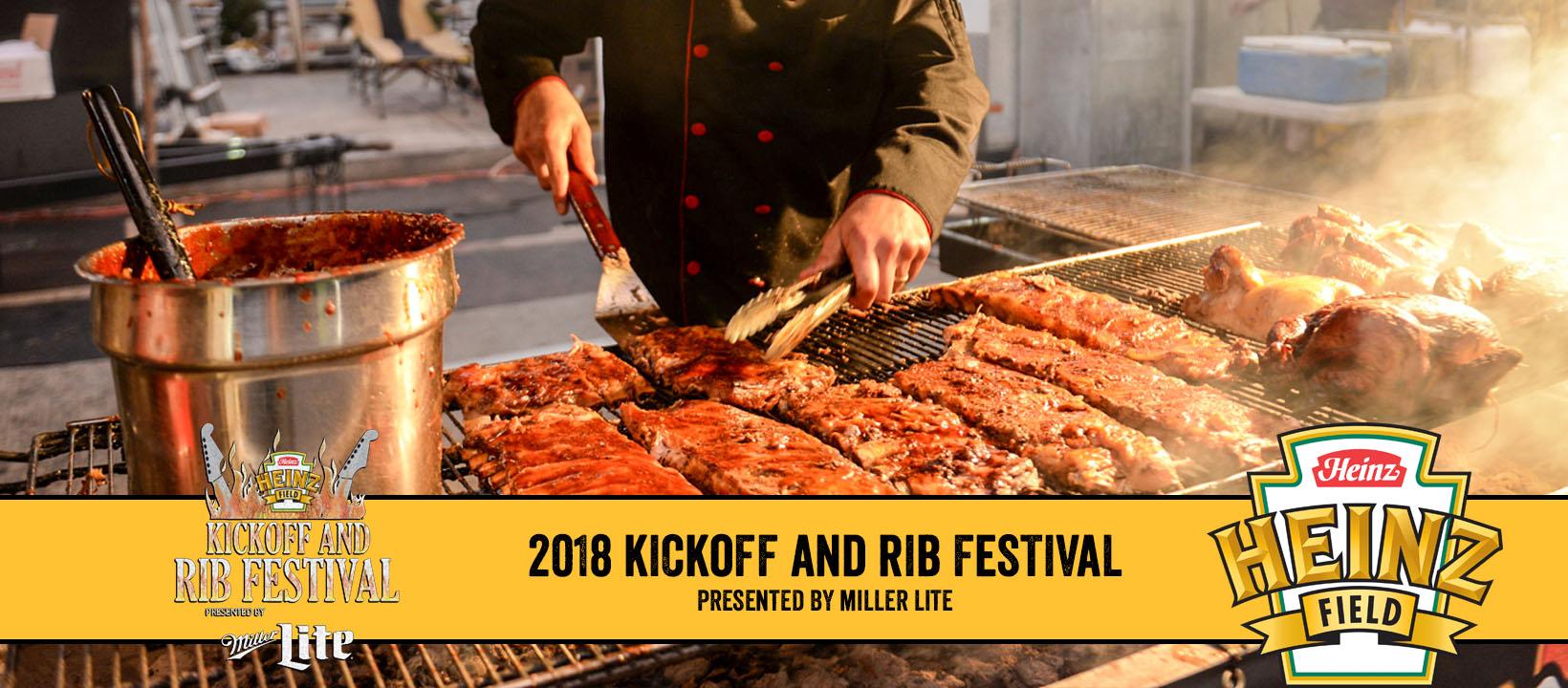 2018 Heinz Field Rib Fest