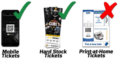 Heinz Field Mobile Ticket