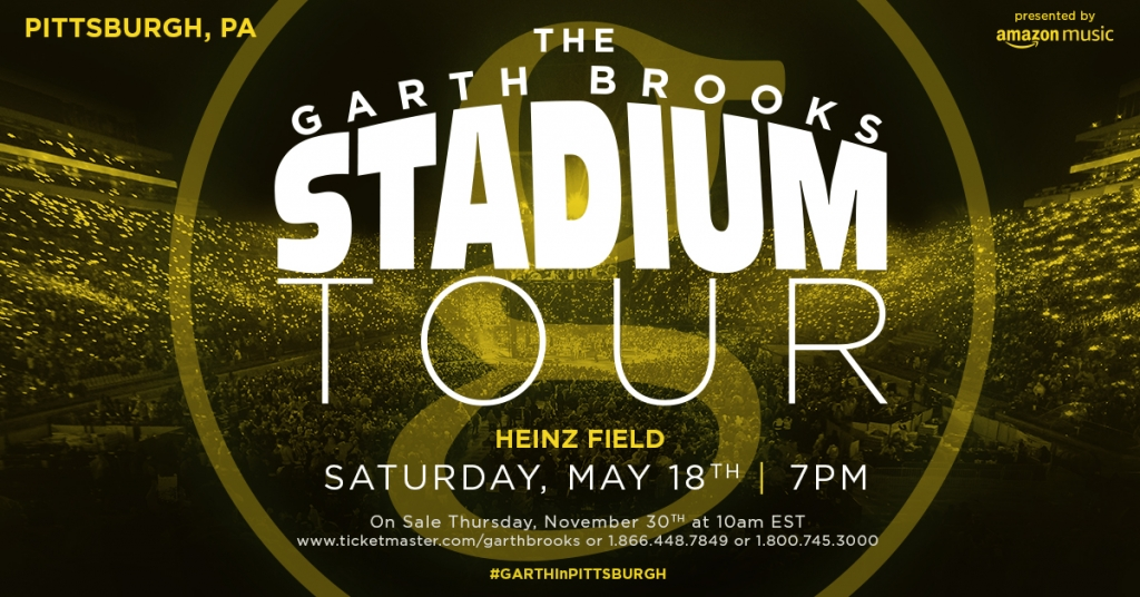 Garth Brooks Stadium Tour