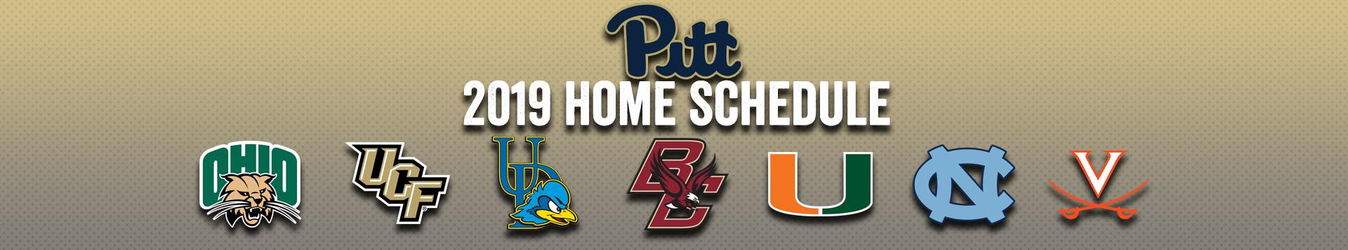 2019 Pitt Season