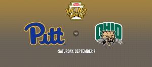2019 Pitt vs. Ohio