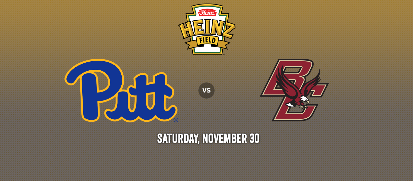 2019 Pitt vs. Boston College