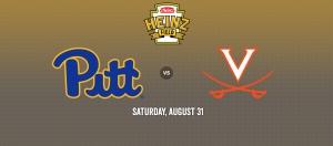 2019 Pitt vs. Virginia