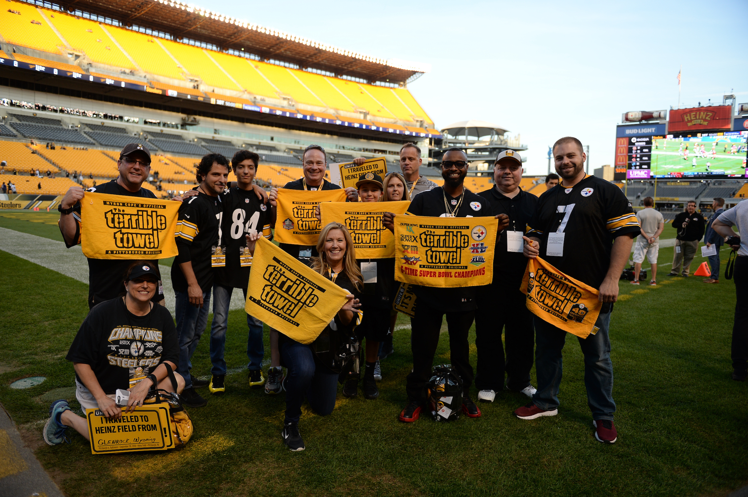 Heinz Field Tours (Pittsburgh, PA) Book your tour today!