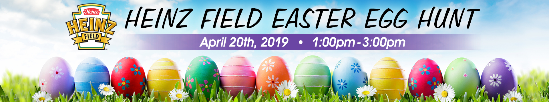 2019 Heinz Field Easter Egg Hunt