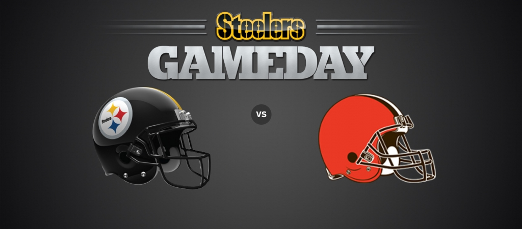 2019 Steelers vs Browns