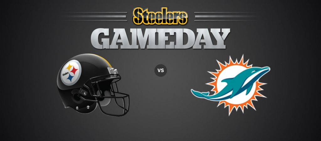 2019 Steelers vs Dolphins