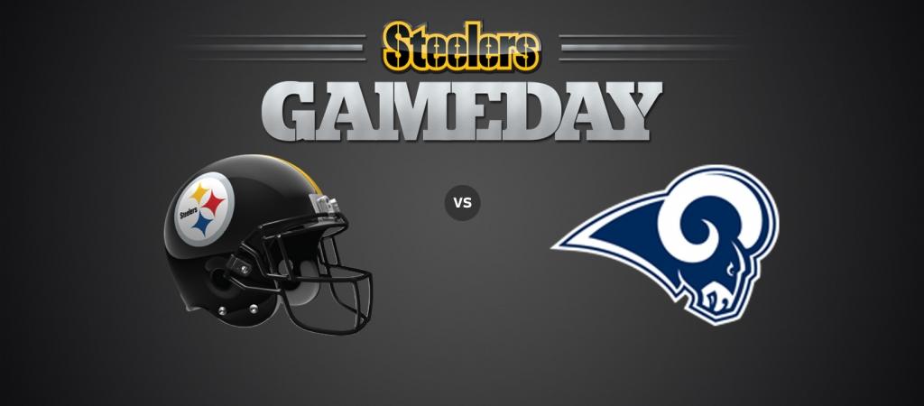 2019 Steelers vs Rams