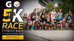 Gatorade / Steelers 5k