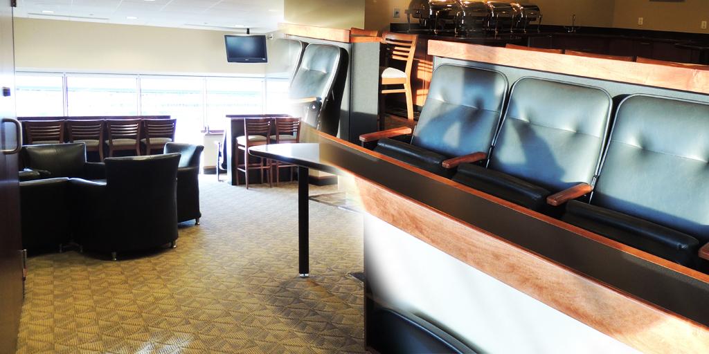 Suites and Premium Seating