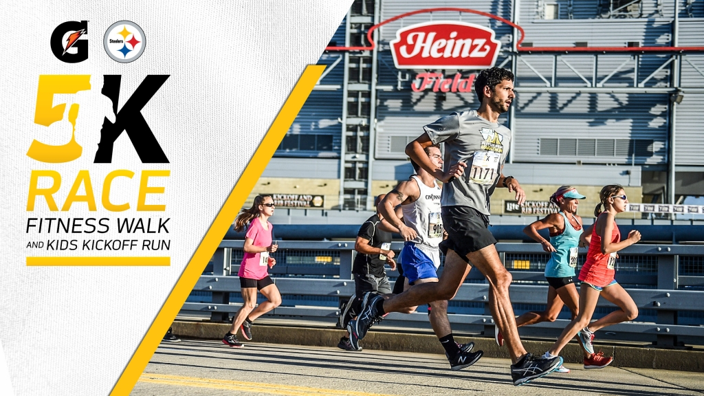 2019 Gatorade / Steelers 5K