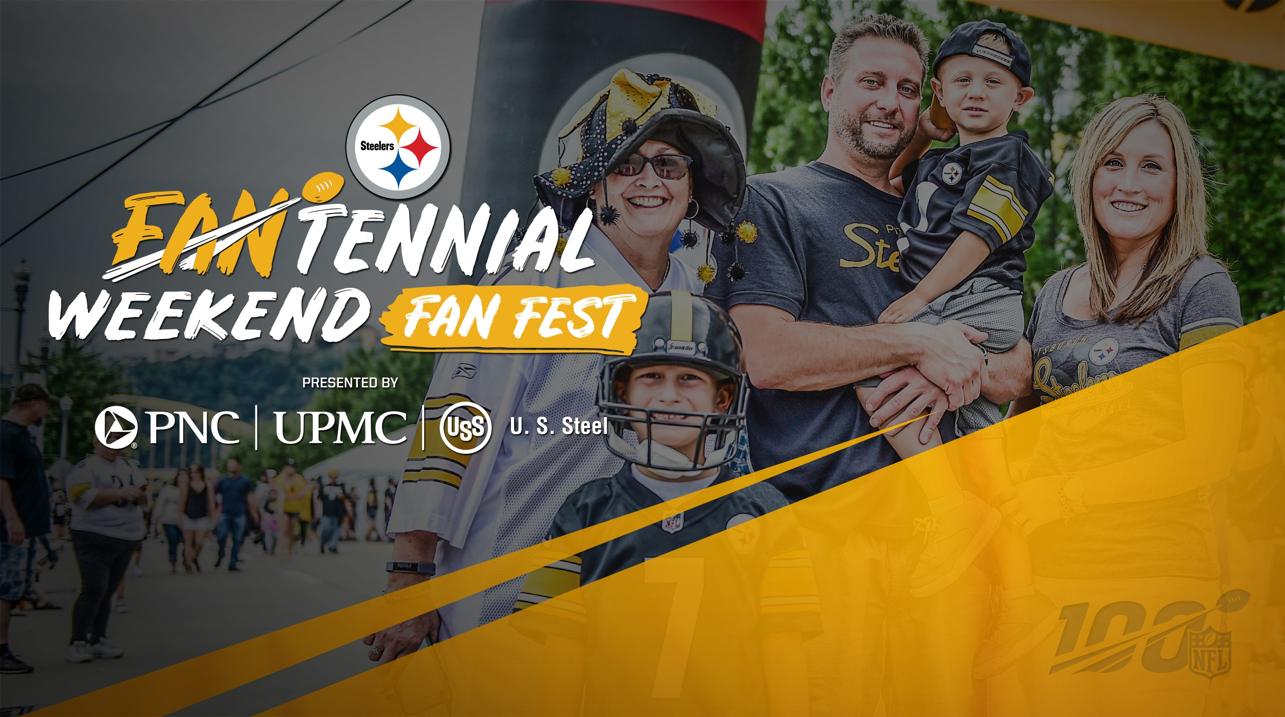 2019 Fantennial Fan Fest