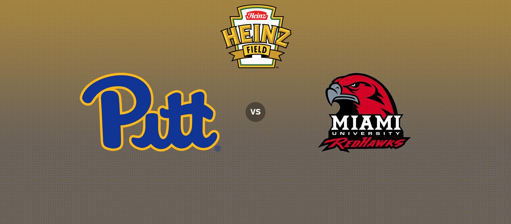 2020 Pitt vs. Miami Ohio