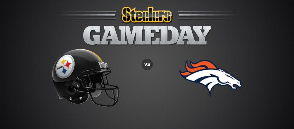 2020 Steelers vs. Broncos