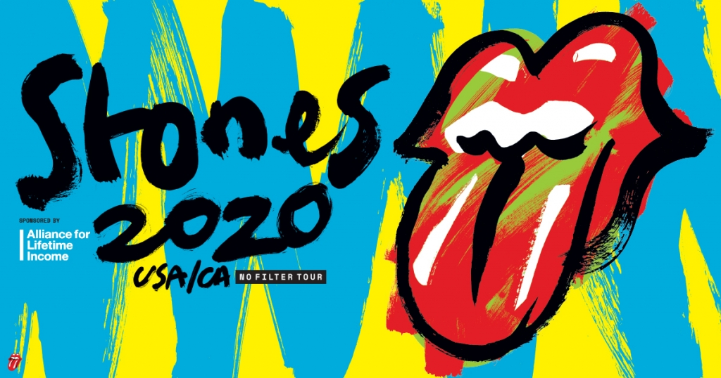 Rolling Stones NO FILTER Tour Pittsburgh Heinz Field