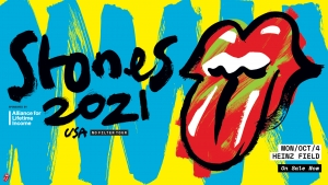 The Rolling Stones' NO FILTER tour - October 4, 2021 at Heinz Field